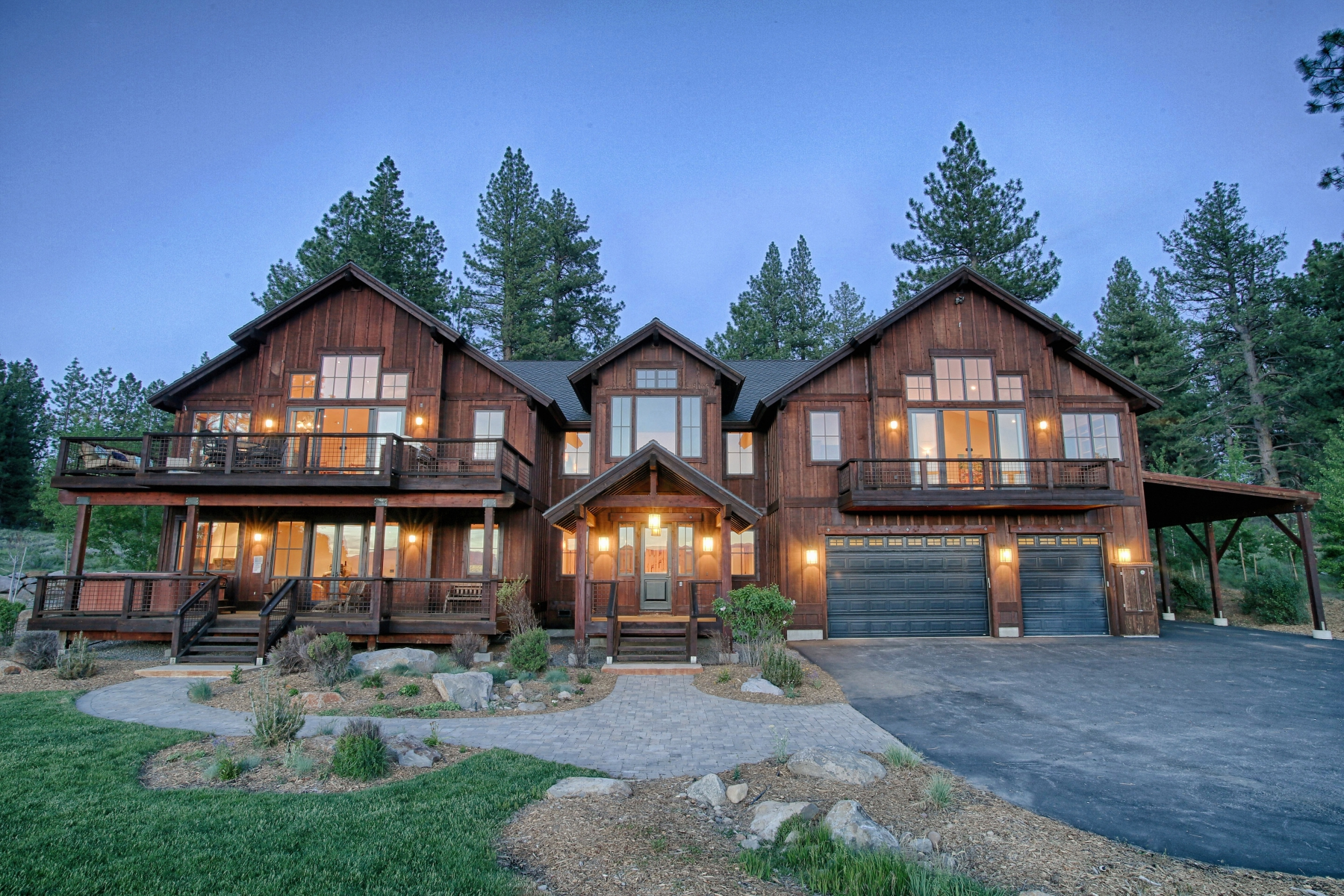 Single Family Home for Active at 12568 Union Mills Road Truckee, California 96161 United States