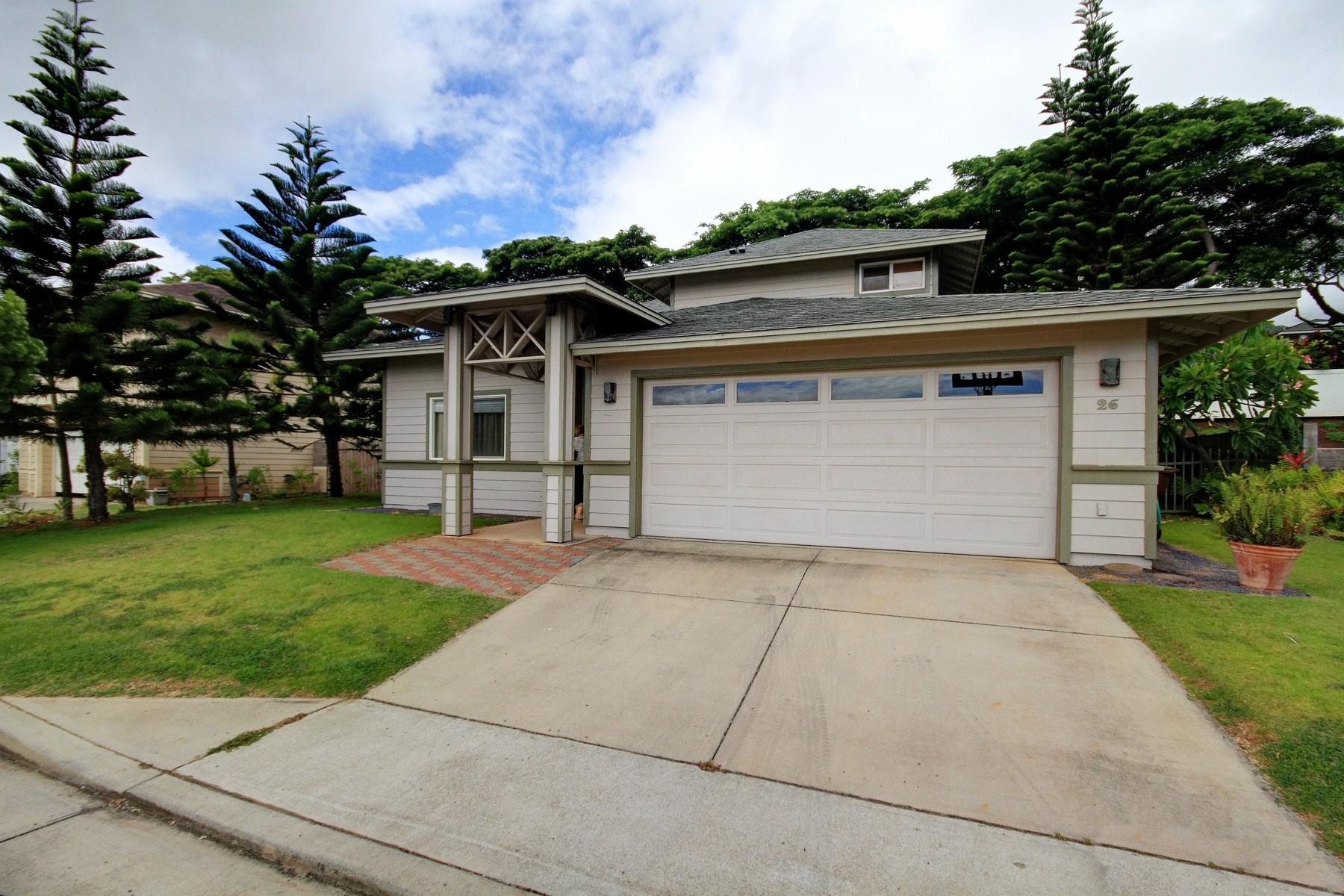 Maison unifamiliale pour l Vente à Home Sweet Home 26 Kolopua Place Wailuku, Hawaii 96793 États-Unis