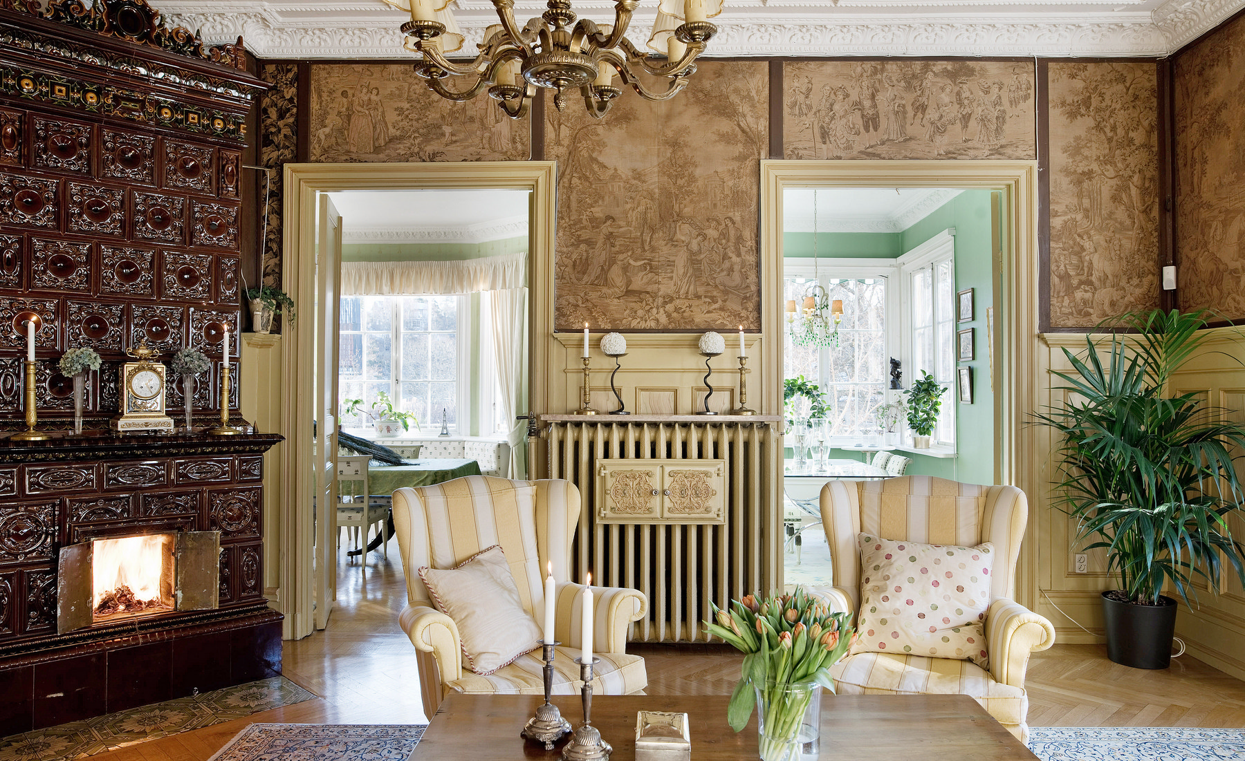 sales property at Magnificent turn-of-the-century house