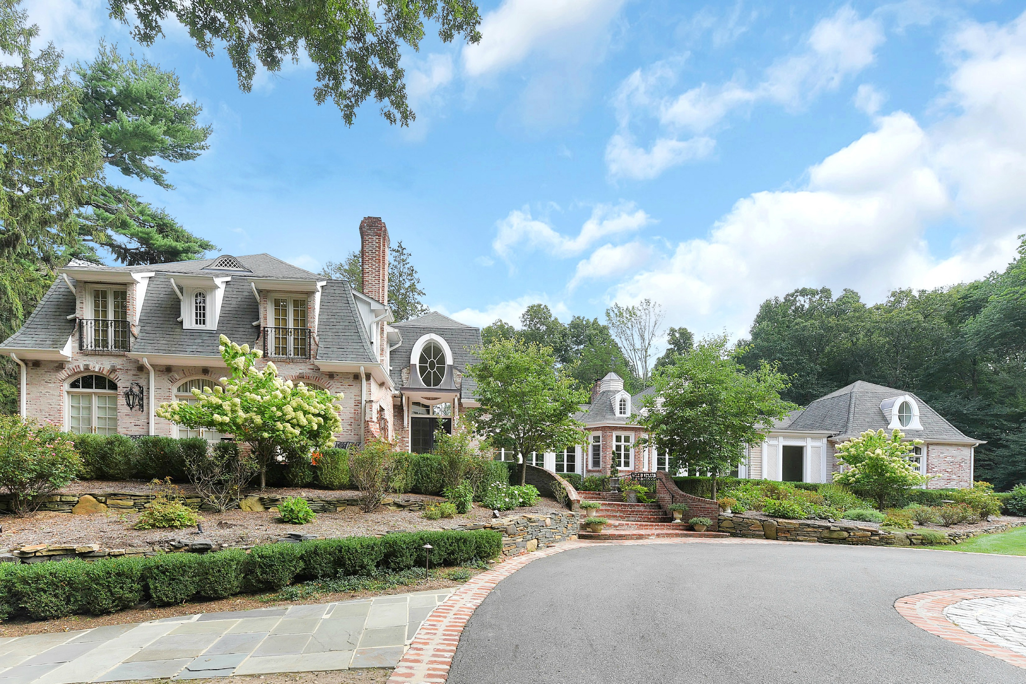 Single Family Home for Sale at European Chateau 239 Woodside Ave Franklin Lakes, 07417 United States