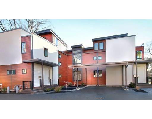 Property For Sale at New Contemporary Townhouse on Coyne Road