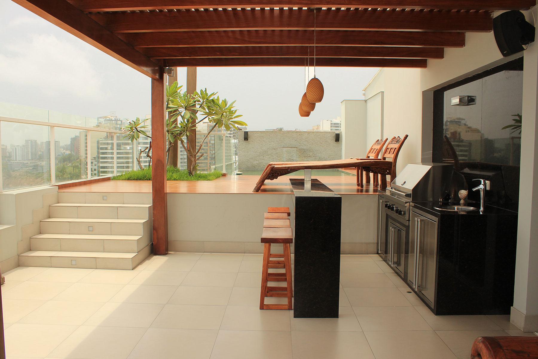 Property Of Extraordionario Pent House de Lujo Amoblado con Espectacular Vista al Mar