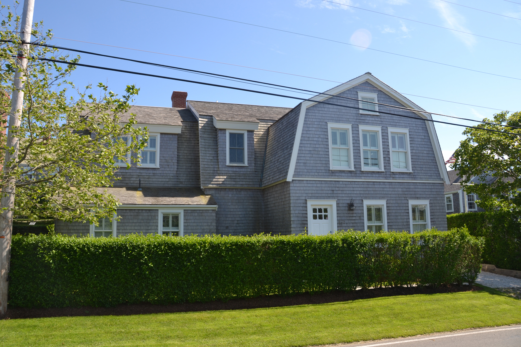 Moradia para Venda às Prestigious Location! 82 B Cliff Road Nantucket, Massachusetts, 02554 Estados Unidos