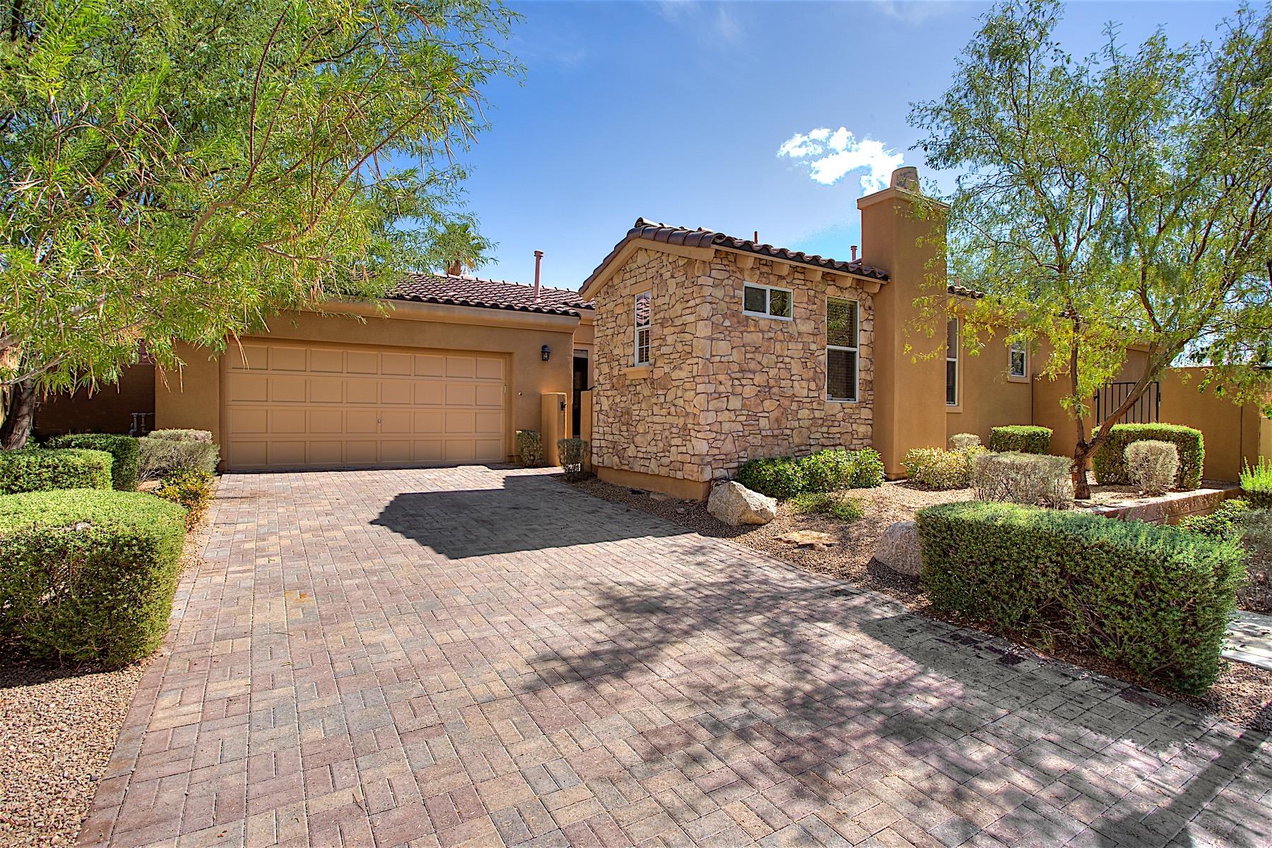 Частный односемейный дом для того Продажа на 69 Avenza Lake Las Vegas, Henderson, Невада 89011 Соединенные Штаты