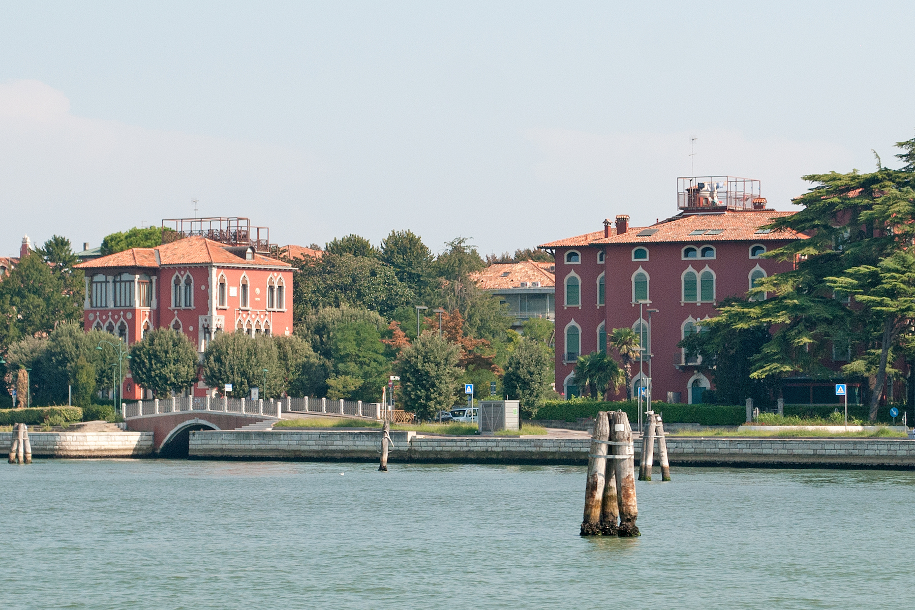 Single Family Home for Sale at Contemporary Lido property with stunning lagoon views Venice, Venice Italy