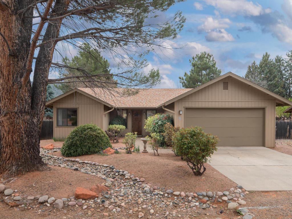 一戸建て のために 売買 アット Peaceful, Friendly Neighborhood 100 Horse Canyon Drive100 Horse Canyon Drive Sedona, アリゾナ 86351 アメリカ合衆国