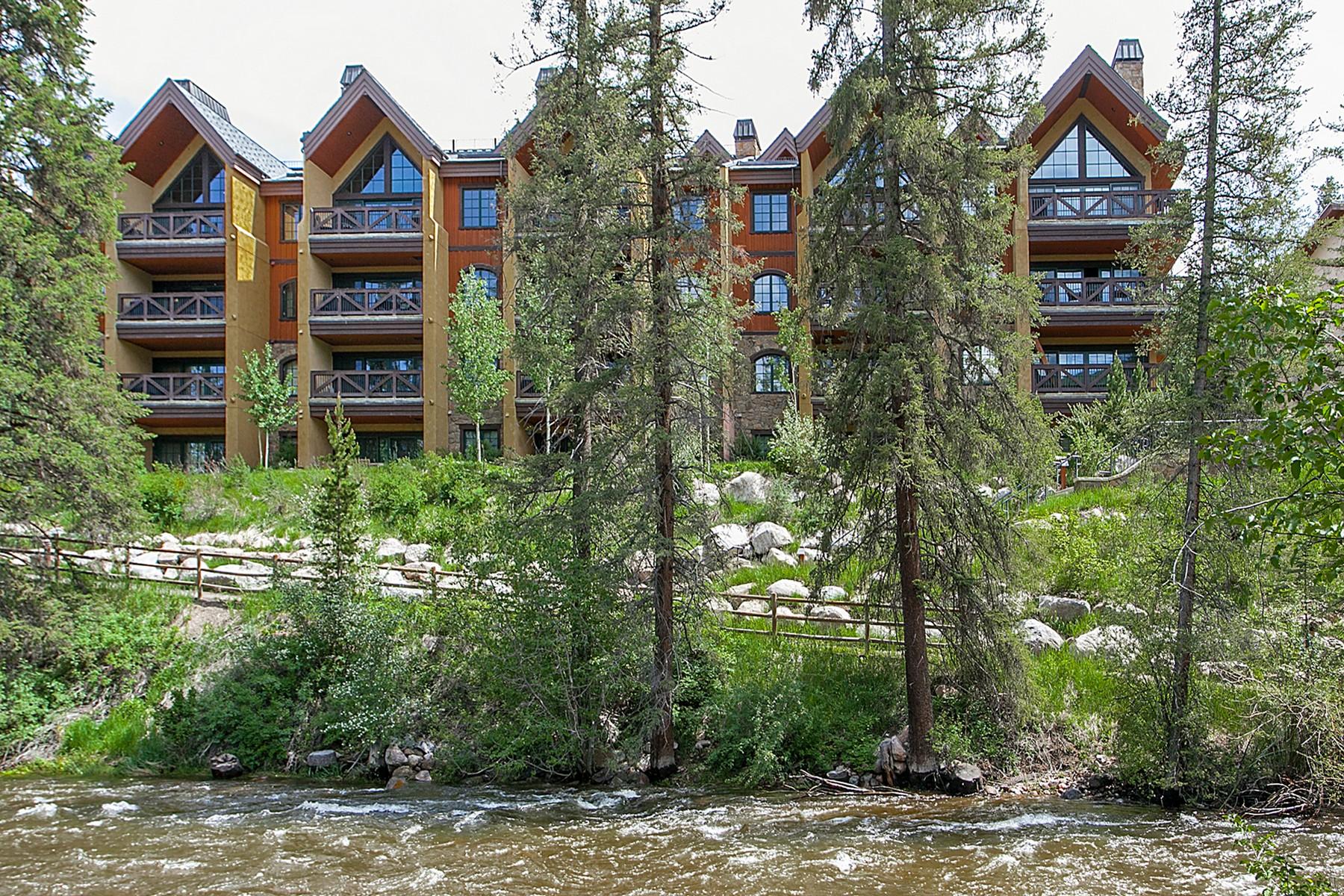 콘도미니엄 용 매매 에 Mountain View Residence #306 434 South Frontage Rd 306 Vail, 콜로라도 81657 미국