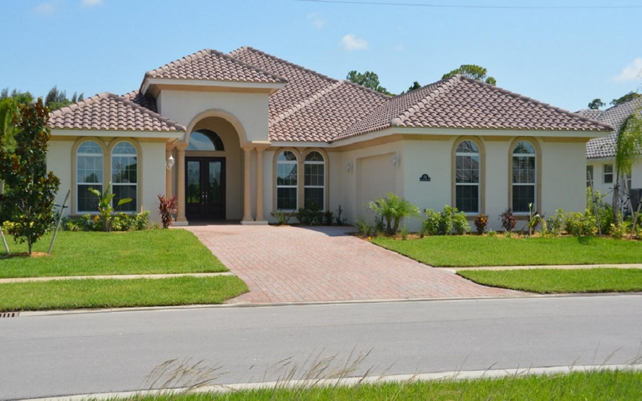 Nhà ở một gia đình vì Bán tại Tradewinds Model Home 325 Sapphire Way SW Vero Beach, Florida, 32968 Hoa Kỳ