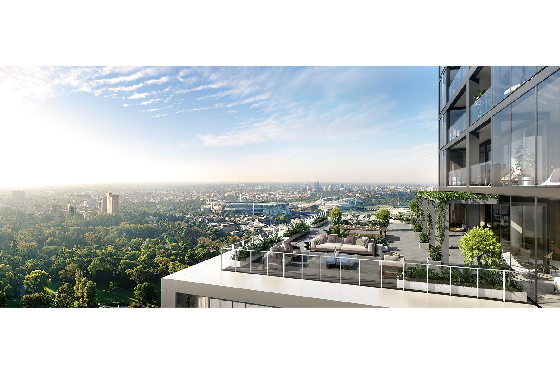 Tek Ailelik Ev için Satış at An Iconic Stylish City Landmark Melbourne, Victoria, 3000 Avustralya