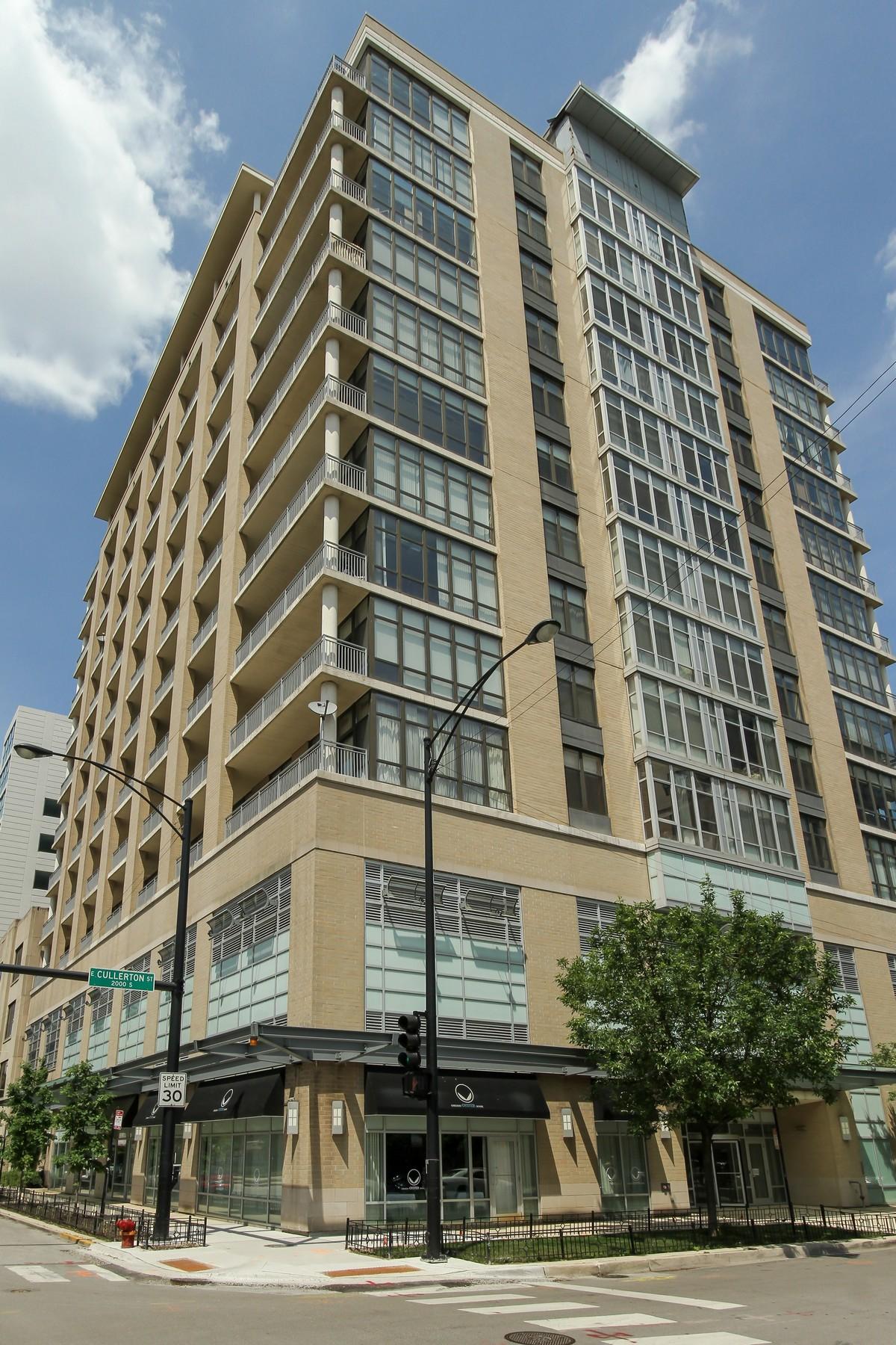 Eigentumswohnung für Verkauf beim Amazing City and Lake Views! 212 E Cullerton Street Unit PH-11 Near South Side, Chicago, Illinois, 60616 Vereinigte Staaten