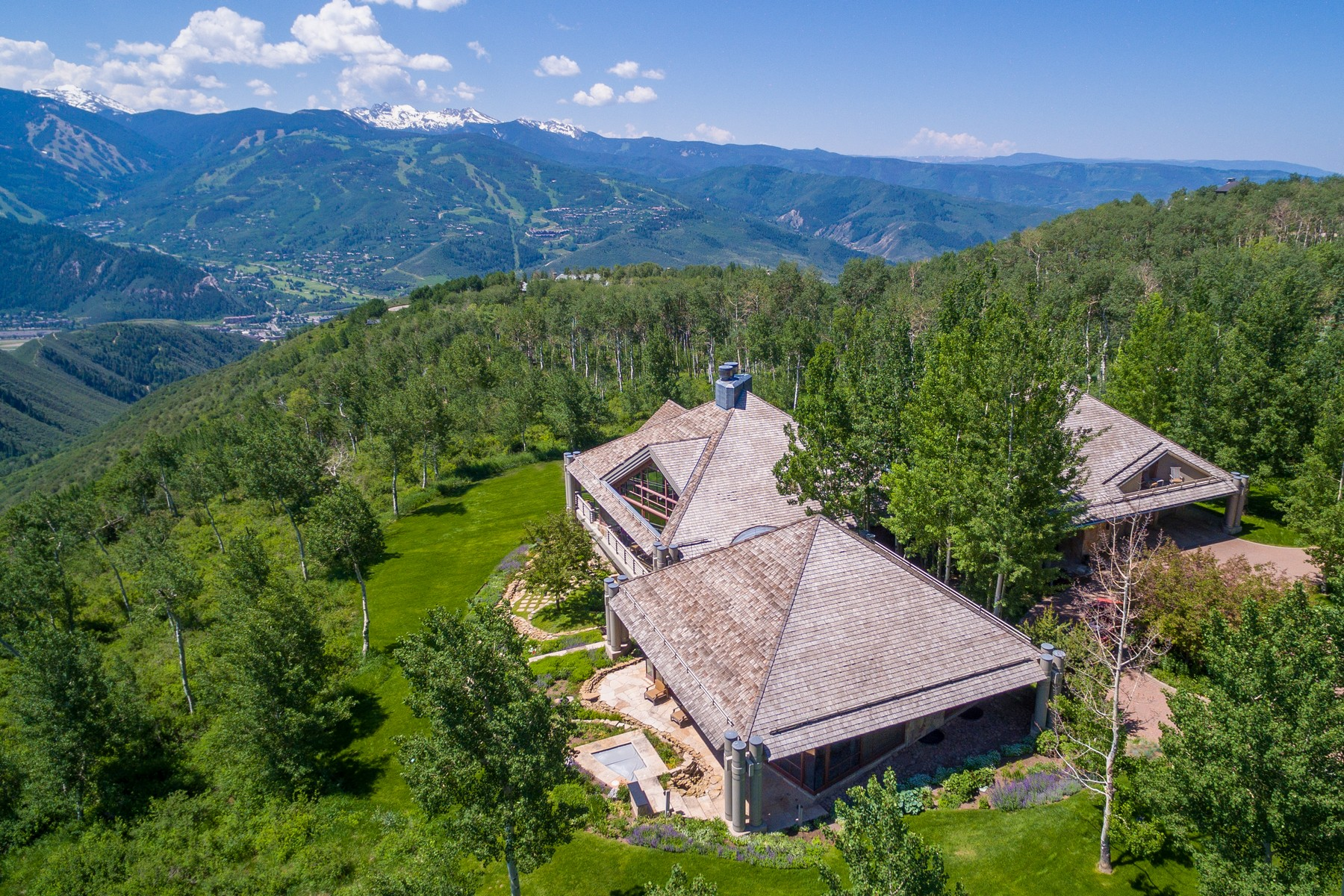 Maison unifamiliale pour l Vente à 56 Rose Crown Mountain Star, Avon, Colorado, 81620 États-Unis