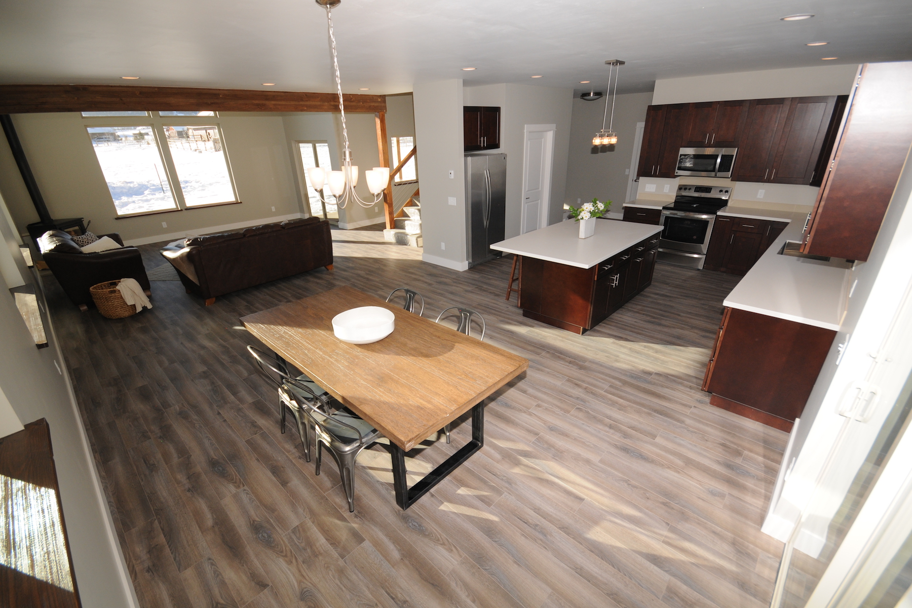 Property Of Big Sky's Ramshorn Custom Home - To Be Built