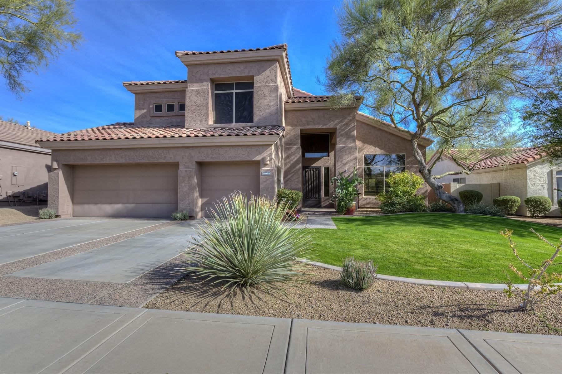 Casa para uma família para Venda às Highly upgraded home in Grayhawk 21055 N 73rd Pl Scottsdale, Arizona 85255 Estados Unidos