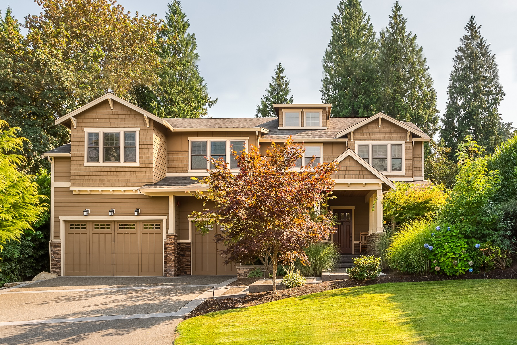 Single Family Home for Sale at Custom Estate in Clyde Hill 10023 NE 29th Pl Bellevue, Washington 98004 United States
