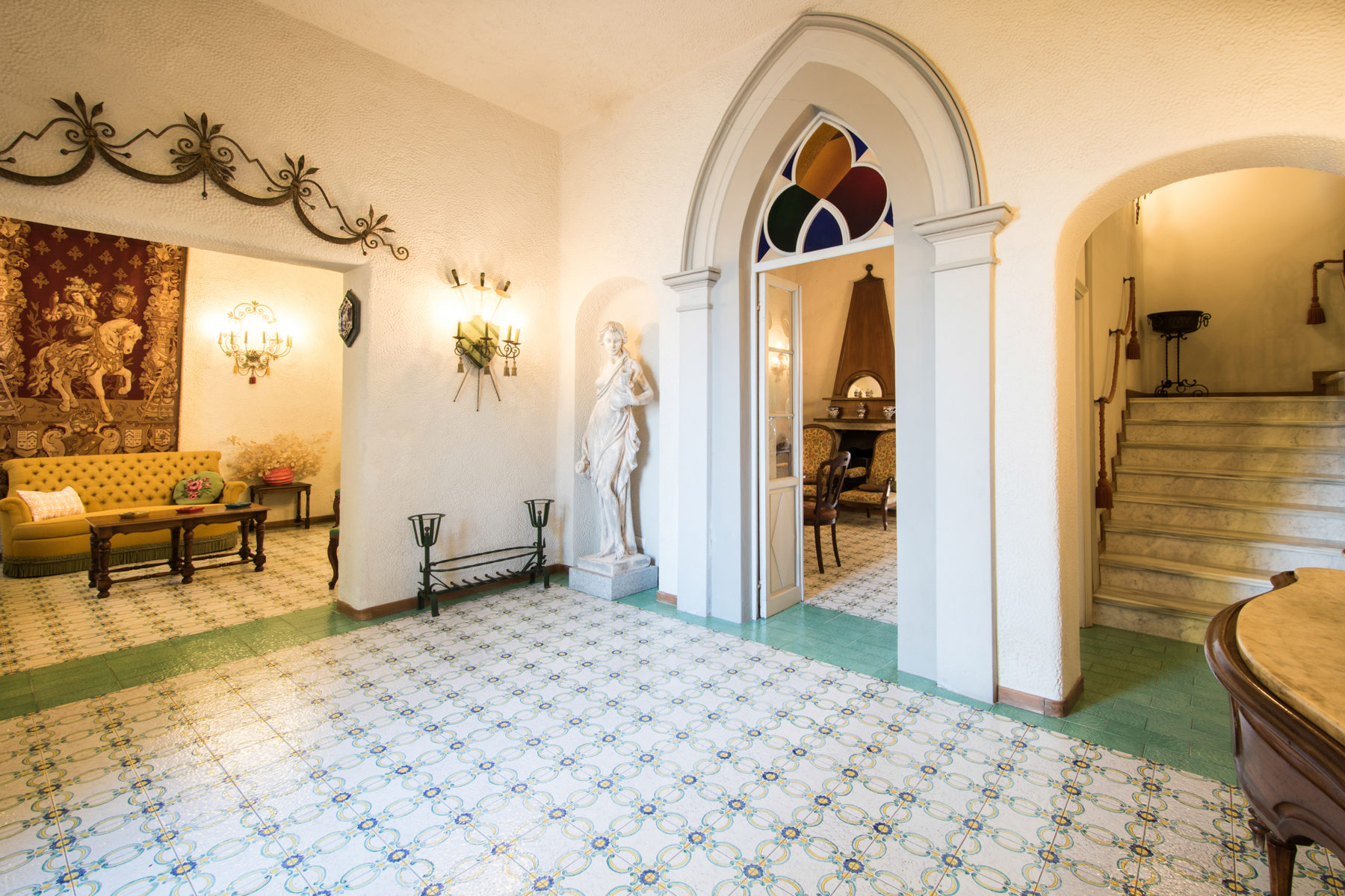 Additional photo for property listing at Beautiful Napoleon-era mansion in Elba Marciana Marina Marciana Marina, Livorno 57033 Italie