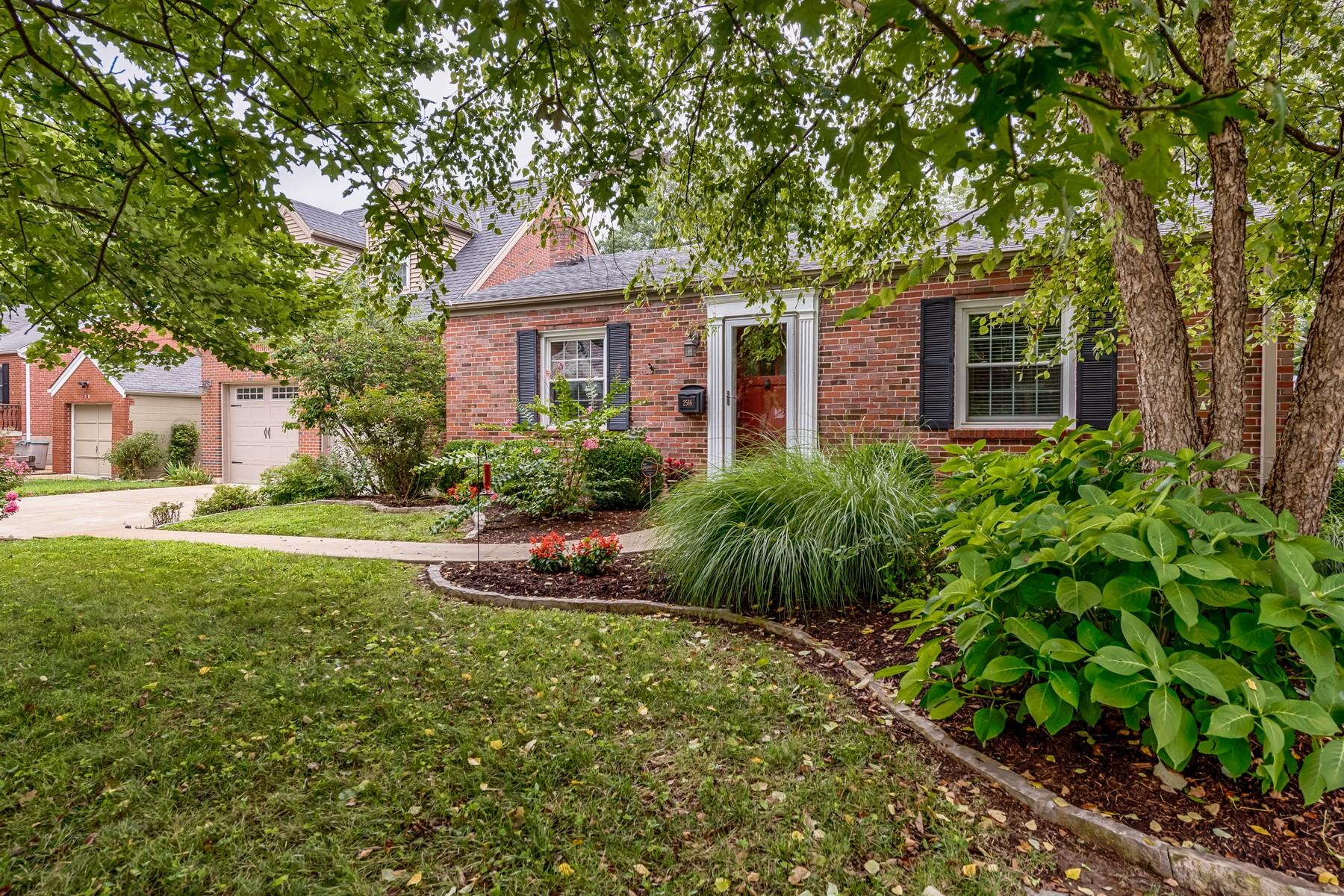 Single Family Home for Sale at 2516 Remington Lane St. Louis, Missouri 63144 United States