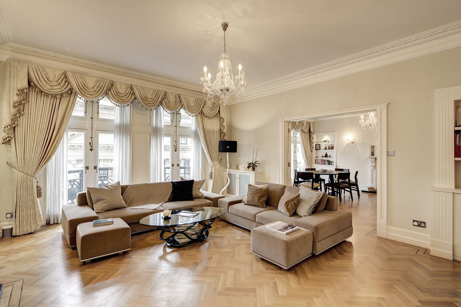 Apartment for Sale at Whitehall Court London, England, United Kingdom