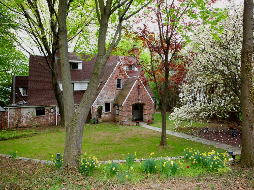 Single Family Home for Sale at Grand Tudor Style Home 2 Salisbury Place Nyack, New York 10960 United States
