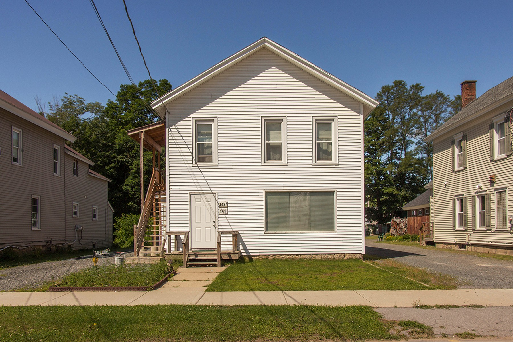 for Sale at Live & Work in Great Sacandaga Community 141-143 Main Street S Northville, New York 12134 United States