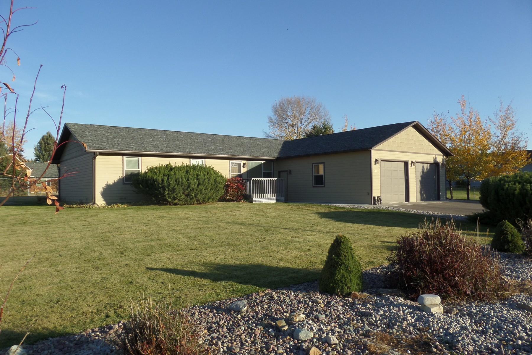 一戸建て のために 売買 アット Pleasant Hill 111 Pleasant Hill Kalispell, モンタナ 59901 アメリカ合衆国