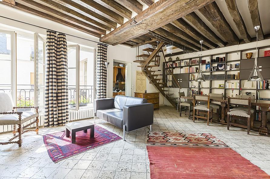 Apartment for Sale at A few steps from Place des Vosges Rue des Tournelles Paris, Paris 75003 France