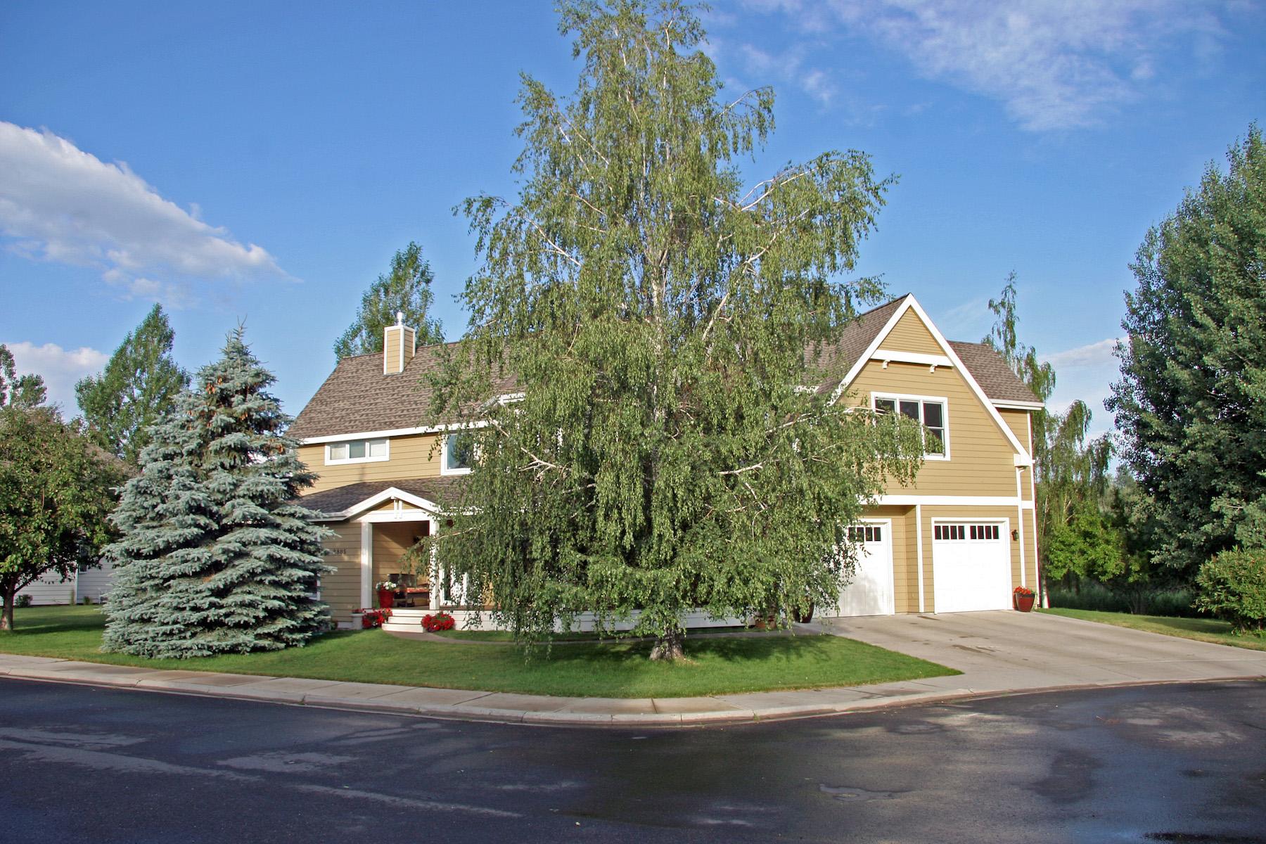 一戸建て のために 売買 アット 2805 Spring Meadows Dr. 2805 Spring Meadows Drive Bozeman, モンタナ 59715 アメリカ合衆国
