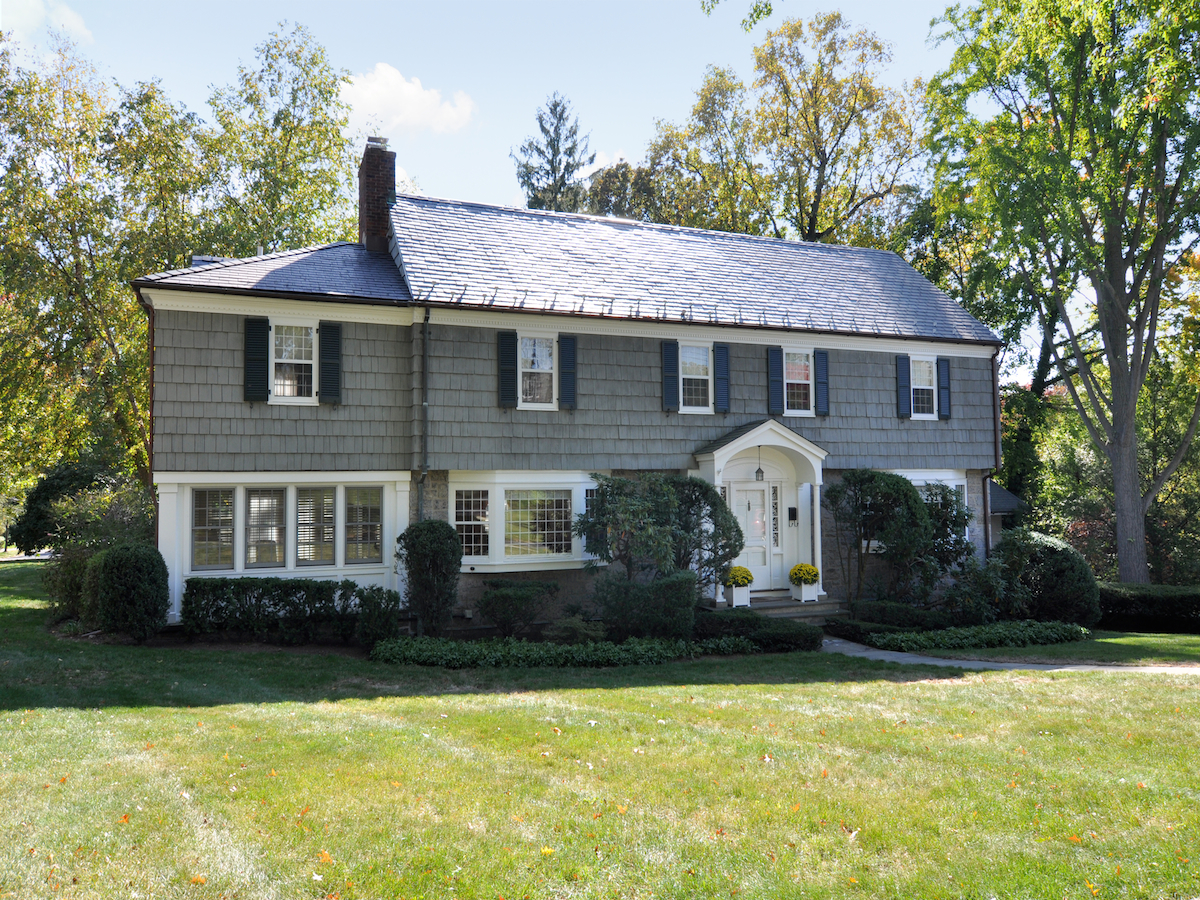 Property For Sale at GRACIOUS CENTER HALL COLONIAL