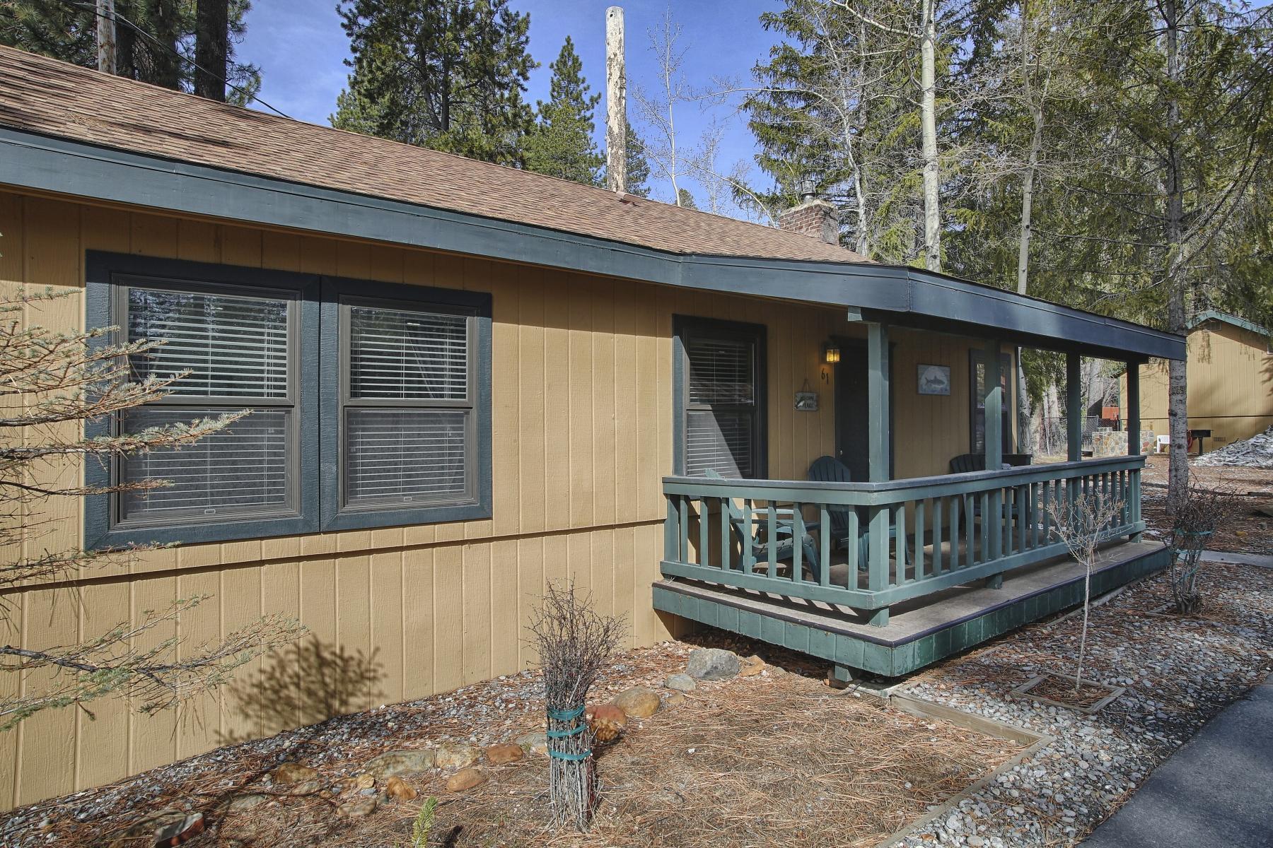 Condominium for Active at 6943 North Lake Blvd #61 6943 North Lake Boulevard #61 Tahoe Vista, California 96148 United States