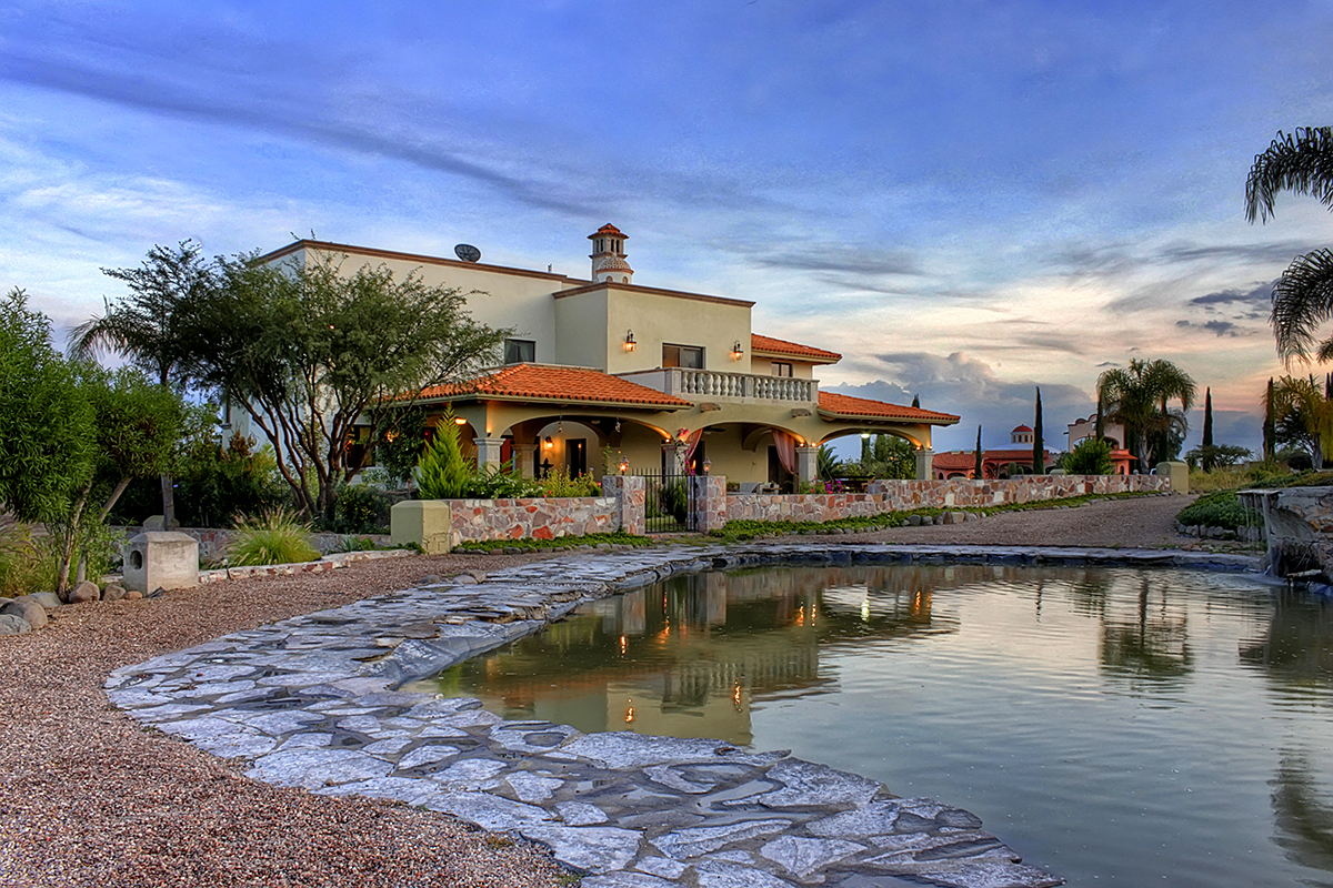 Additional photo for property listing at Casa Frida Country Property, San Miguel De Allende, Guanajuato Mexico