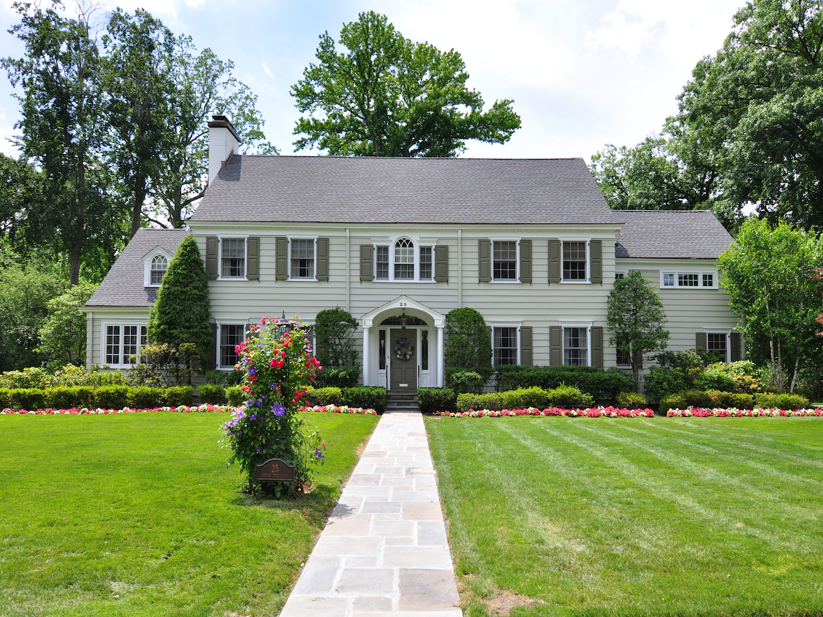 Property For Sale at CLASSIC AND BEAUTIFUL CENTER HALL COLONIAL