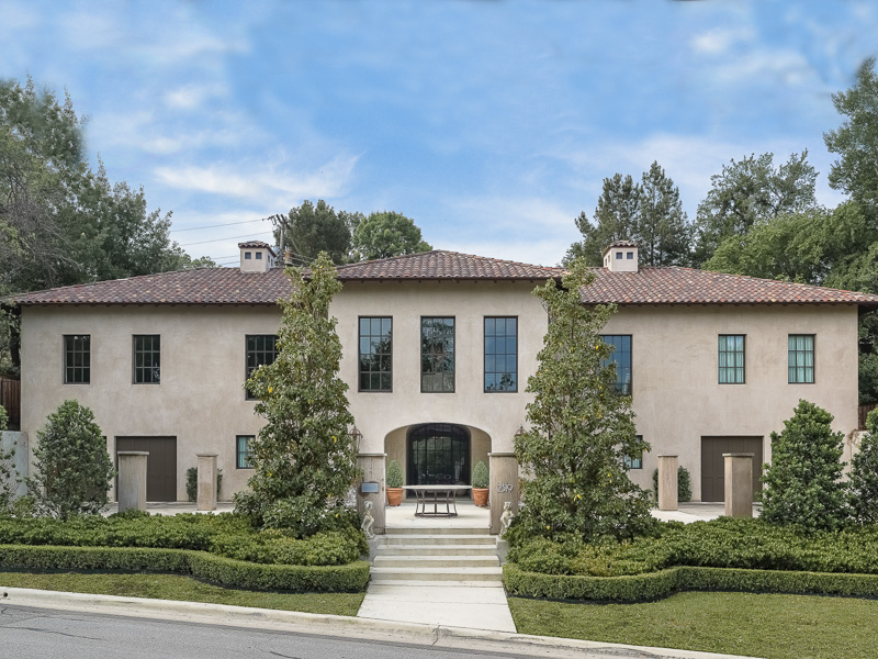 Villa per Vendita alle ore Colonial Hills, ContemporaryModern 2319 Colonial Parkway Fort Worth, Texas, 76109 Stati Uniti