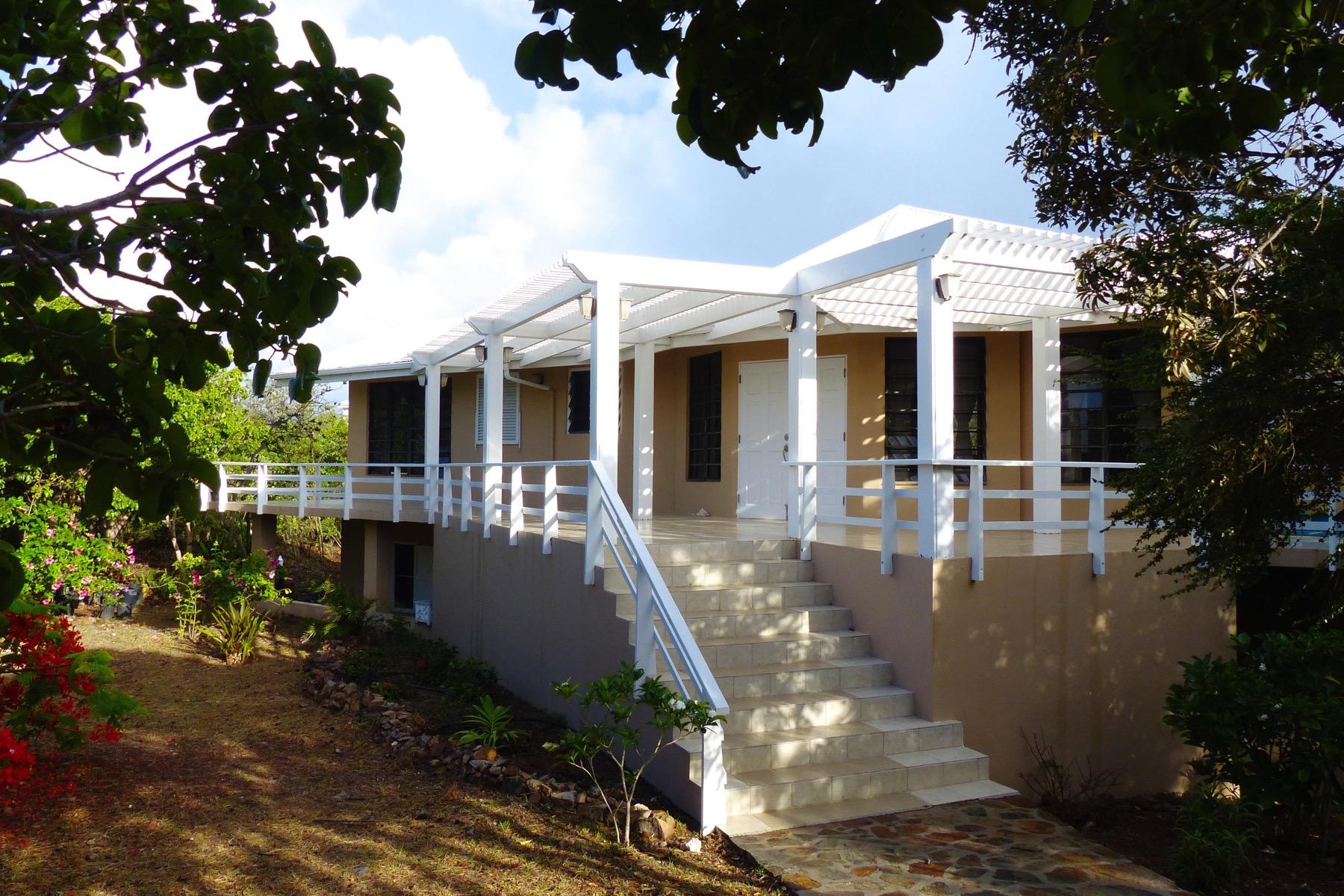 獨棟家庭住宅 為 出售 在 Island Escape Indigo Plantation, 大指揮官島 英屬維京群島