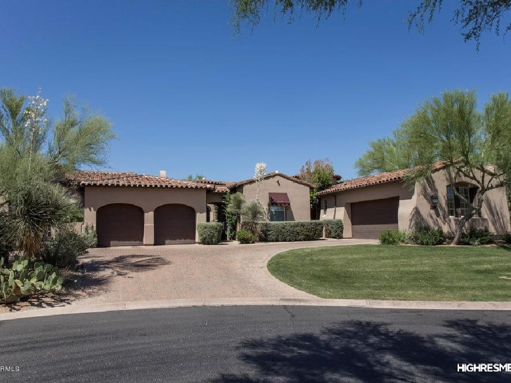 Vivienda unifamiliar por un Venta en Gorgeous DC Ranch 8878 E Mountain Springs Rd Scottsdale, Arizona 85255 Estados Unidos