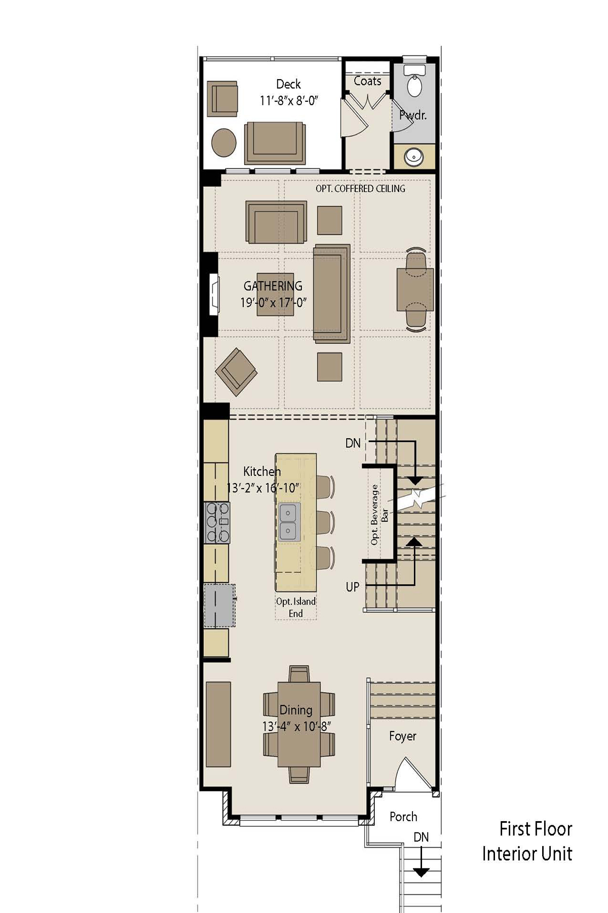 Additional photo for property listing at Luxury Townhome Next To Blackburn Park 3555 Blair Circle Atlanta, Georgië 30319 Verenigde Staten