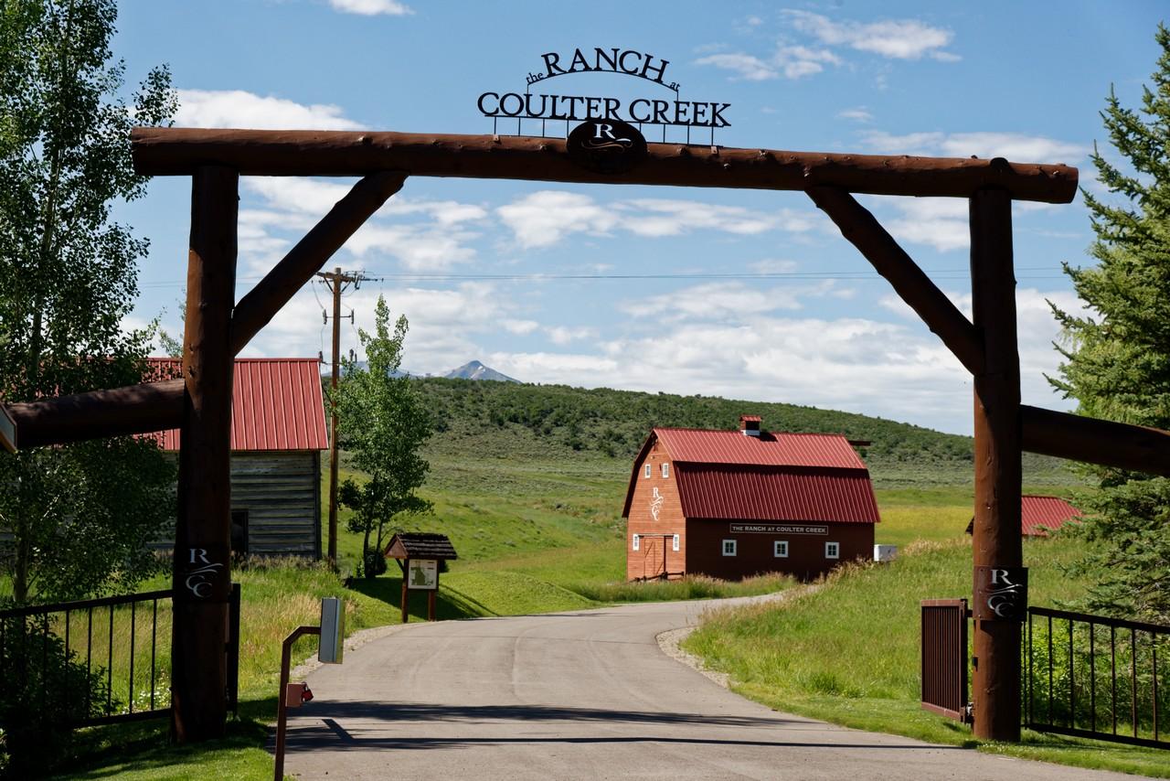 Terrain pour l Vente à Ranch at Coulter Creek TBD Saddle Drive Carbondale, Colorado 81623 États-Unis