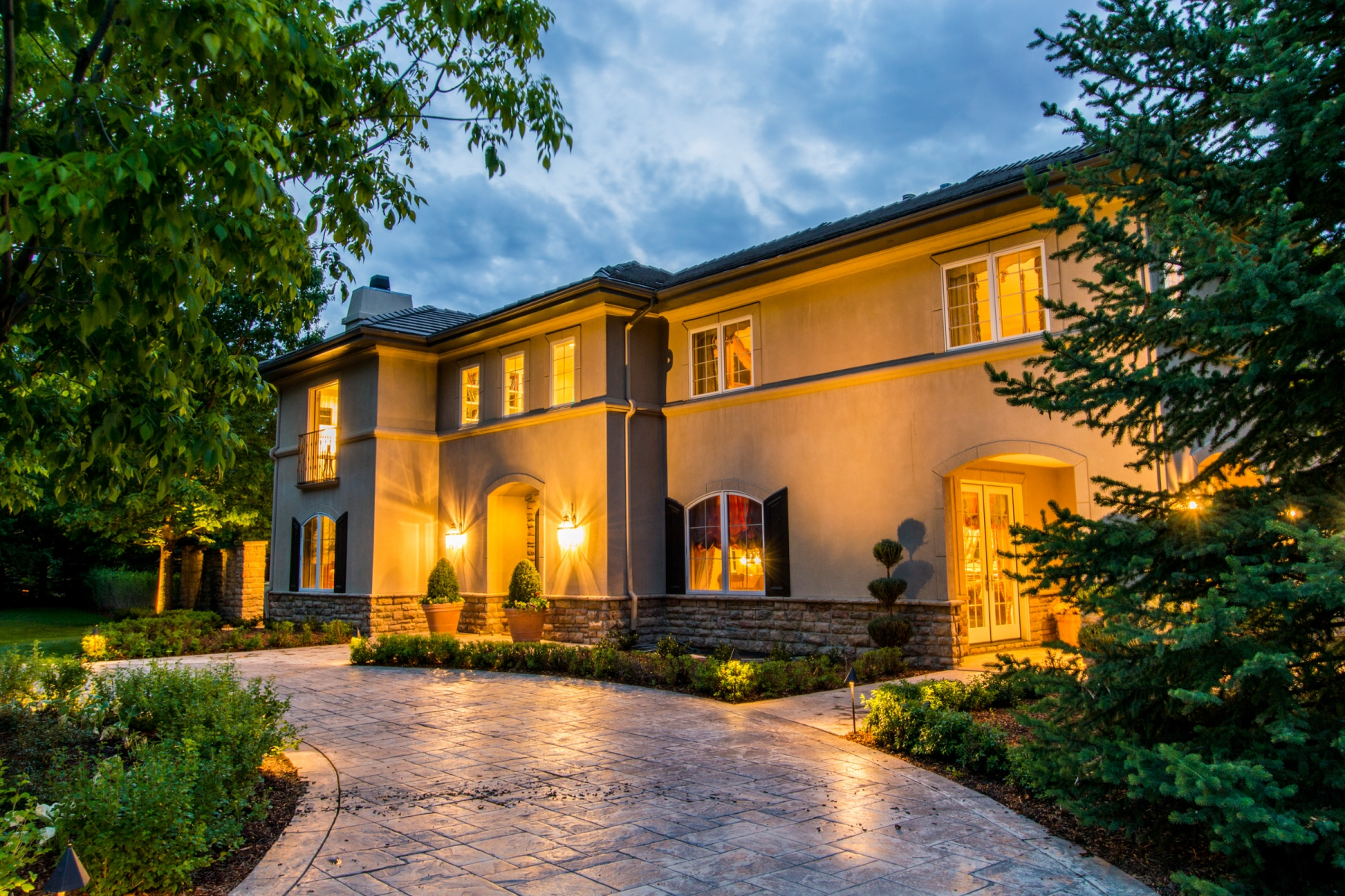 Single Family Home for Sale at Buell Mansion 8 Gray Owl Road Cherry Hills Village, Colorado 80113 United States