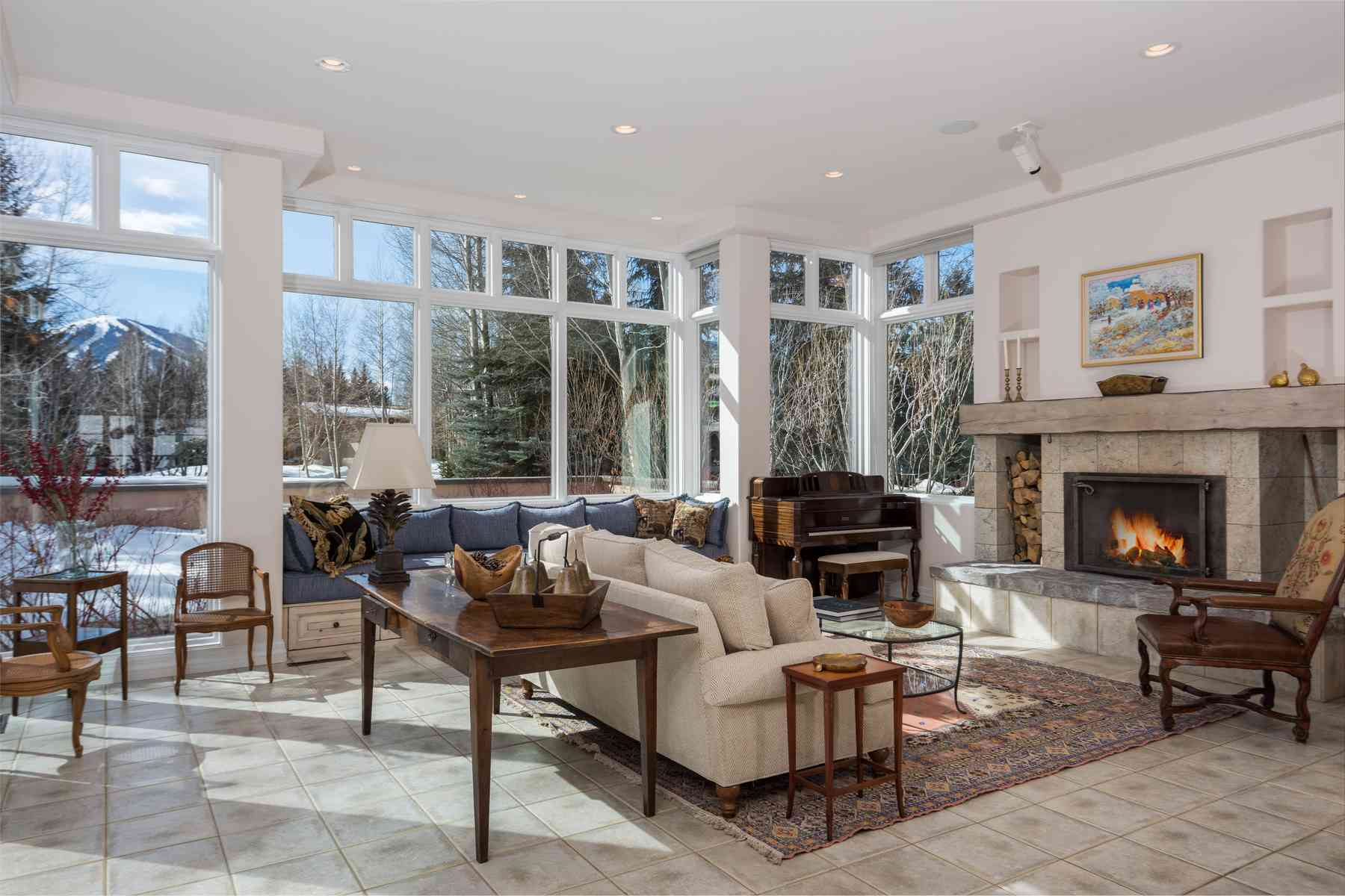 独户住宅 为 销售 在 Fairways Estate 太阳谷, 83353 美国