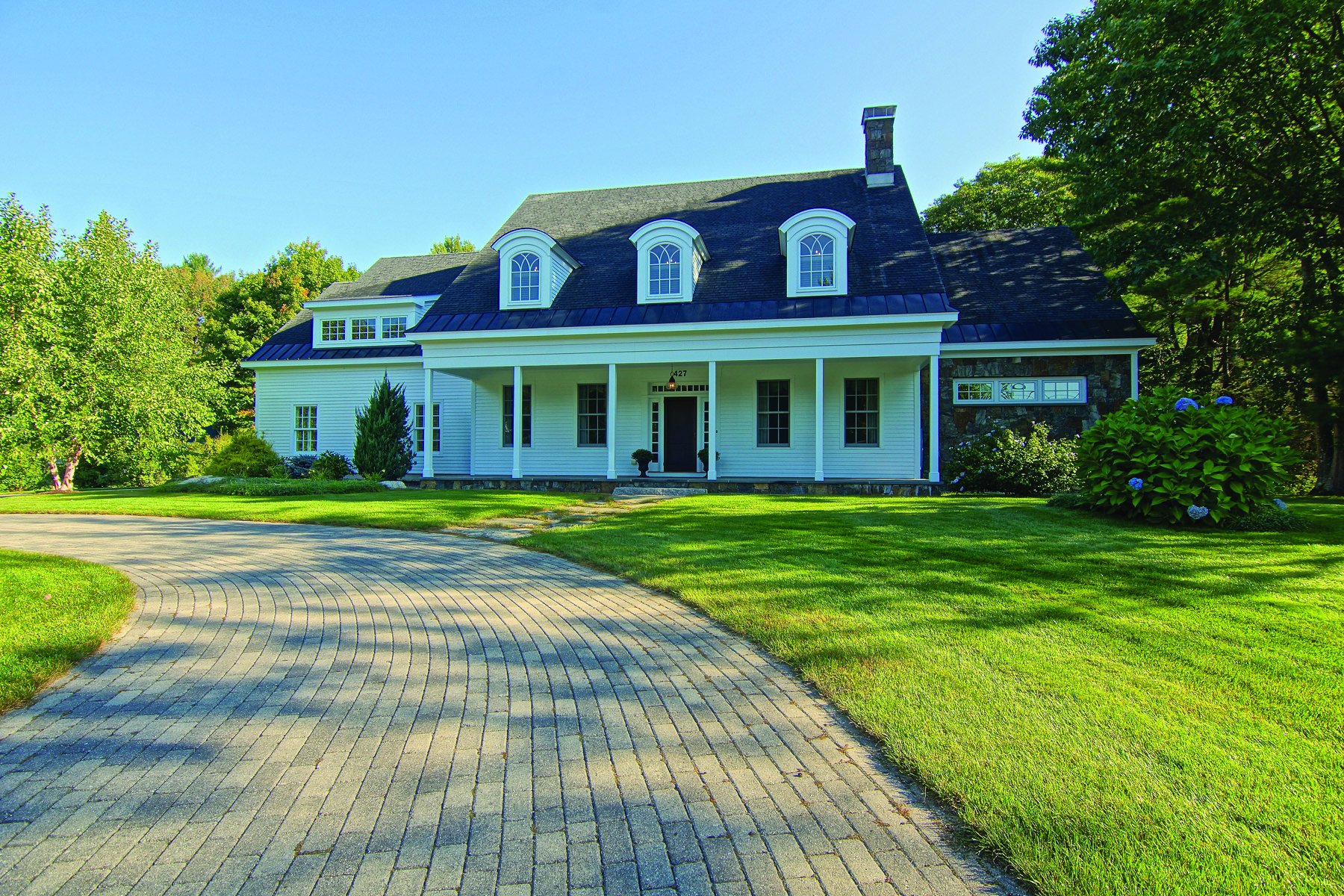 Single Family Home for Sale at Understated Elegance in Rye 427 South Road Rye, New Hampshire 03870 United States