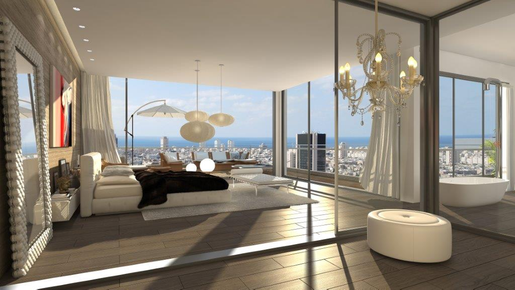 Property Of Sarona Towers' Duplex
