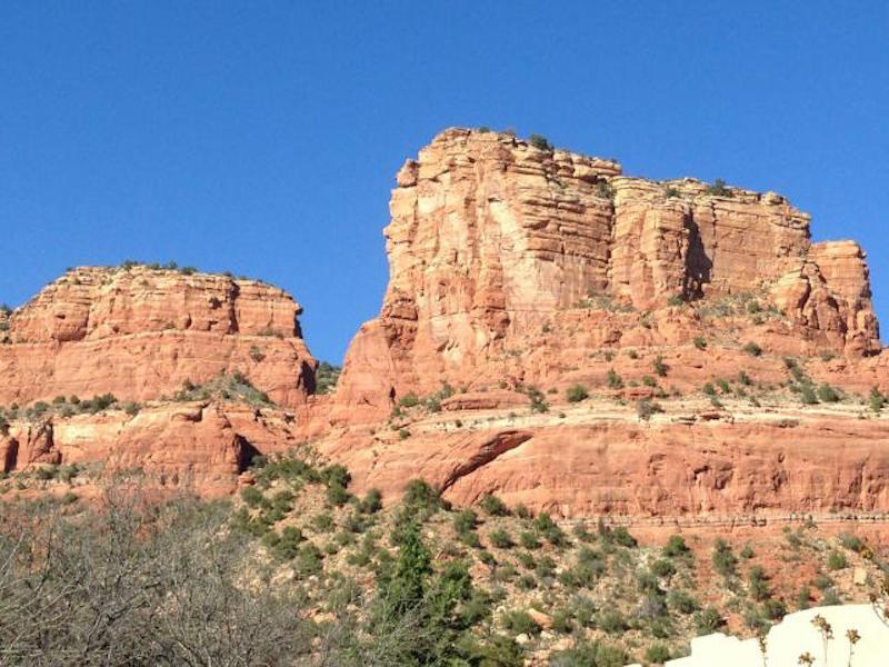 土地 为 销售 在 Amazing Red Rock Views 180 Cathedral Rock Drive Sedona, 亚利桑那州 86351 美国