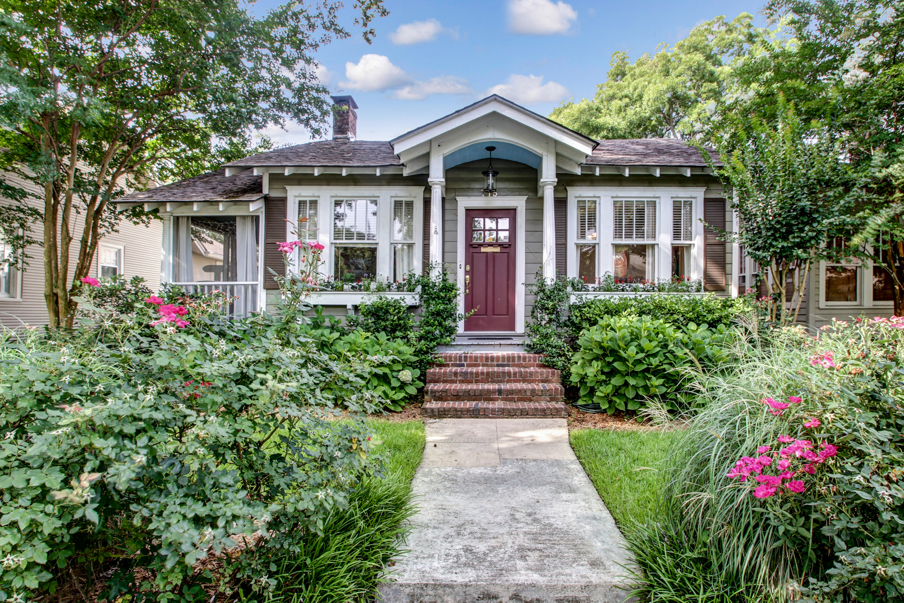 Single Family Home for Sale at 715 East 49th St. Ardsley Park, Savannah, Georgia 31405 United States