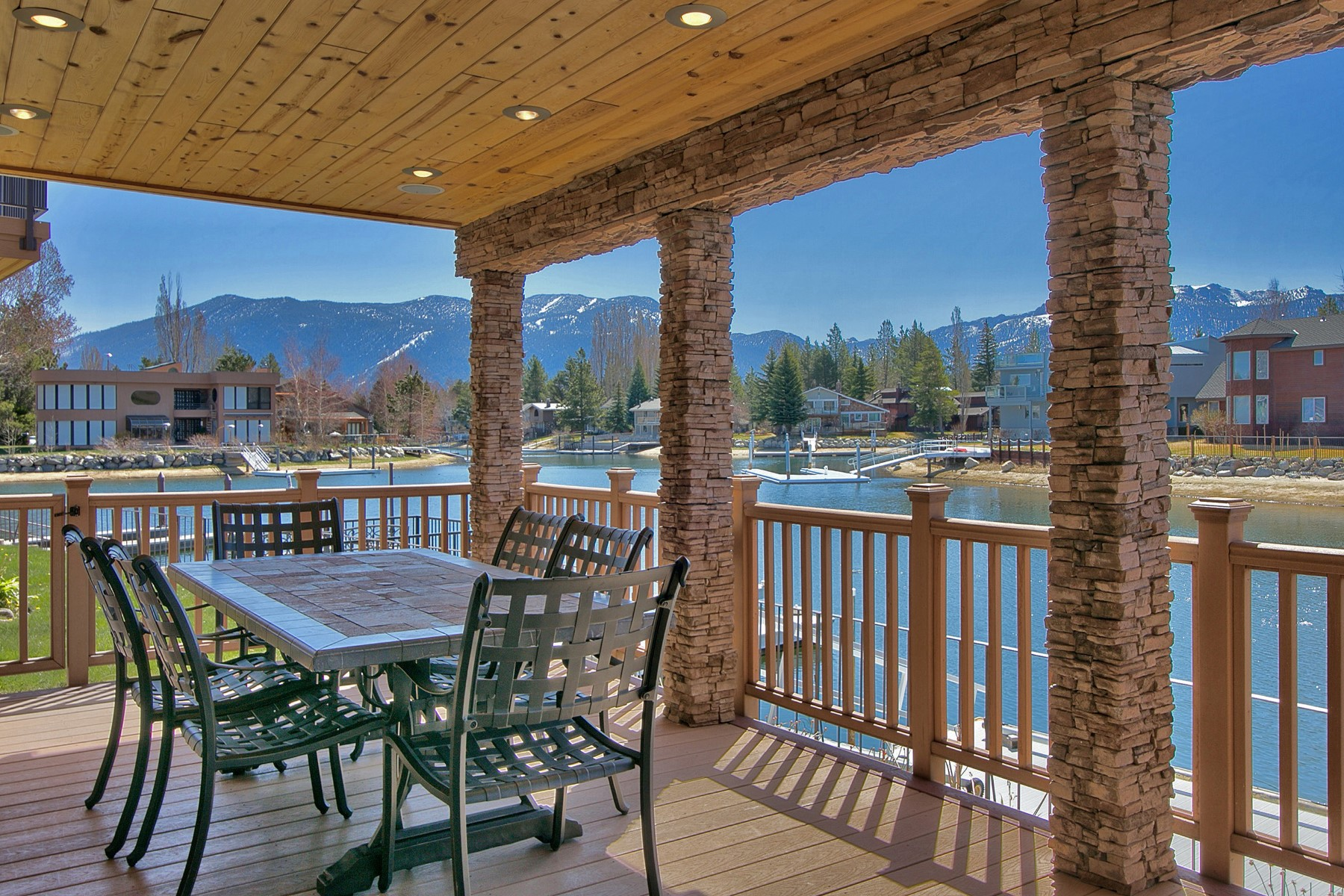 Single Family Home for Sale at 435 Christie Drive South Lake Tahoe, California, 96150 United States