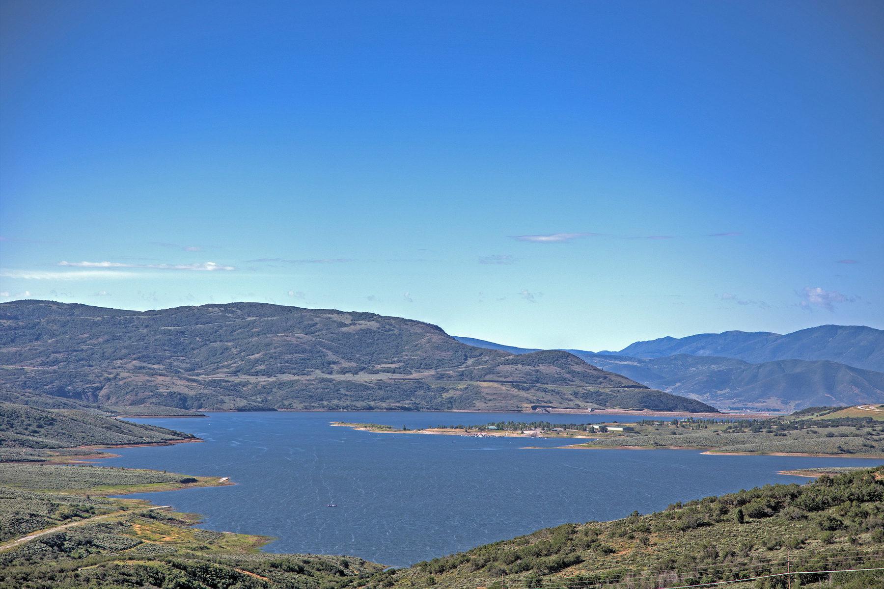 Terreno per Vendita alle ore New Master Planned Community Deer Vista! 13450 Deer Canyon Dr Lot#14 Heber City, Utah 84032 Stati Uniti