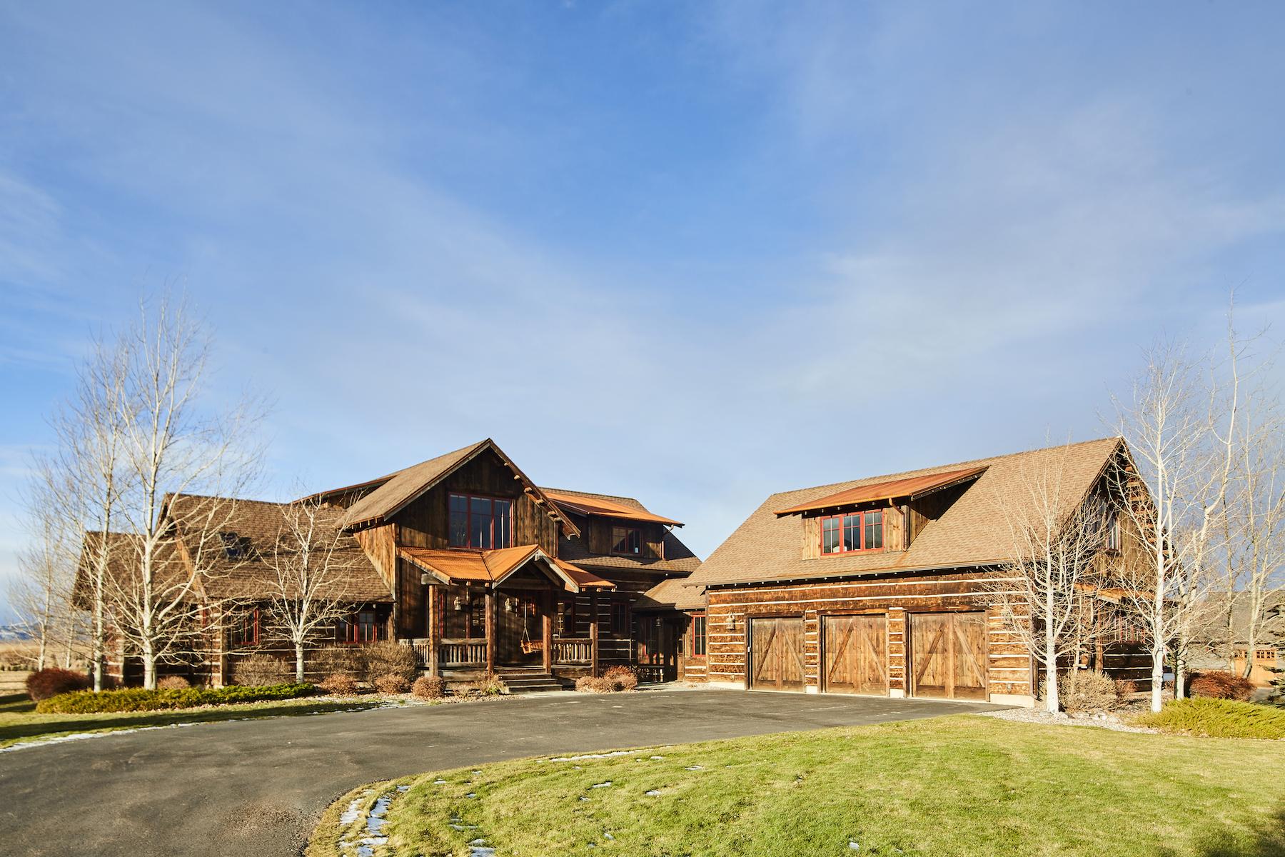 Villa per Vendita alle ore 513 Doney Way Bozeman, Montana, 59718 Stati Uniti