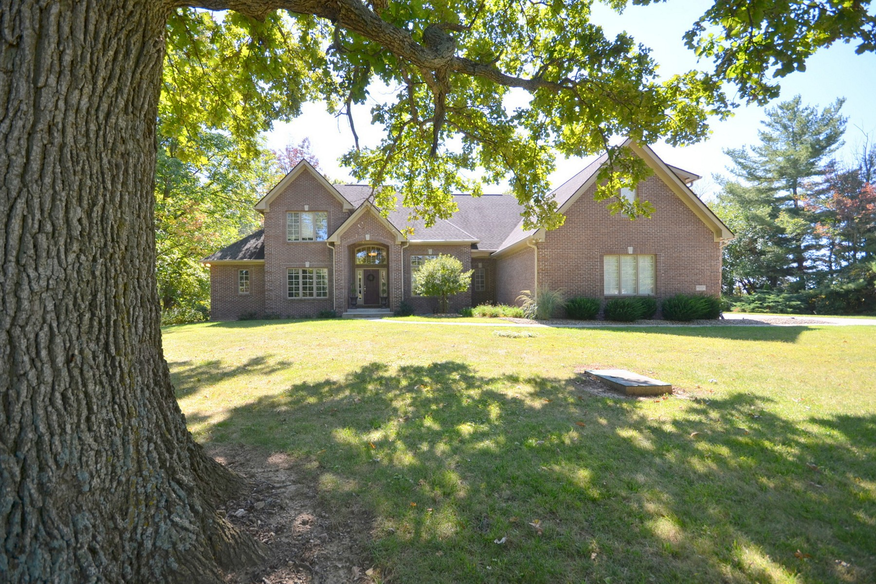 sales property at Custom Built Home on 5 Acres