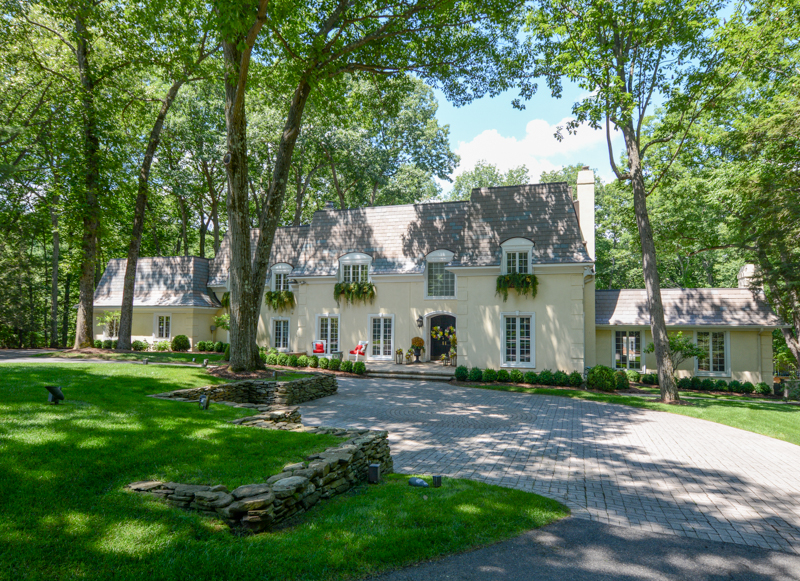sales property at French Provincial Style