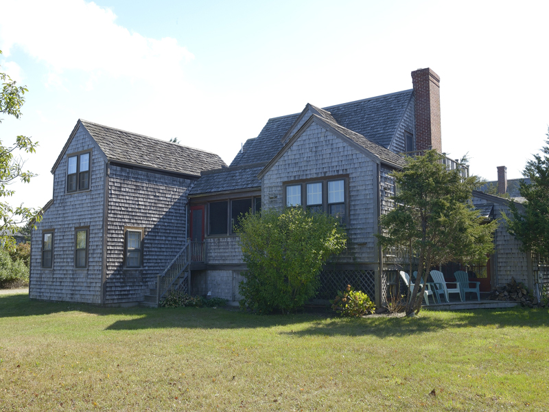Single Family Home for Sale at Great Family Compound in Old Madaket! 43 Tennessee Avenue Nantucket, Massachusetts 02554 United States
