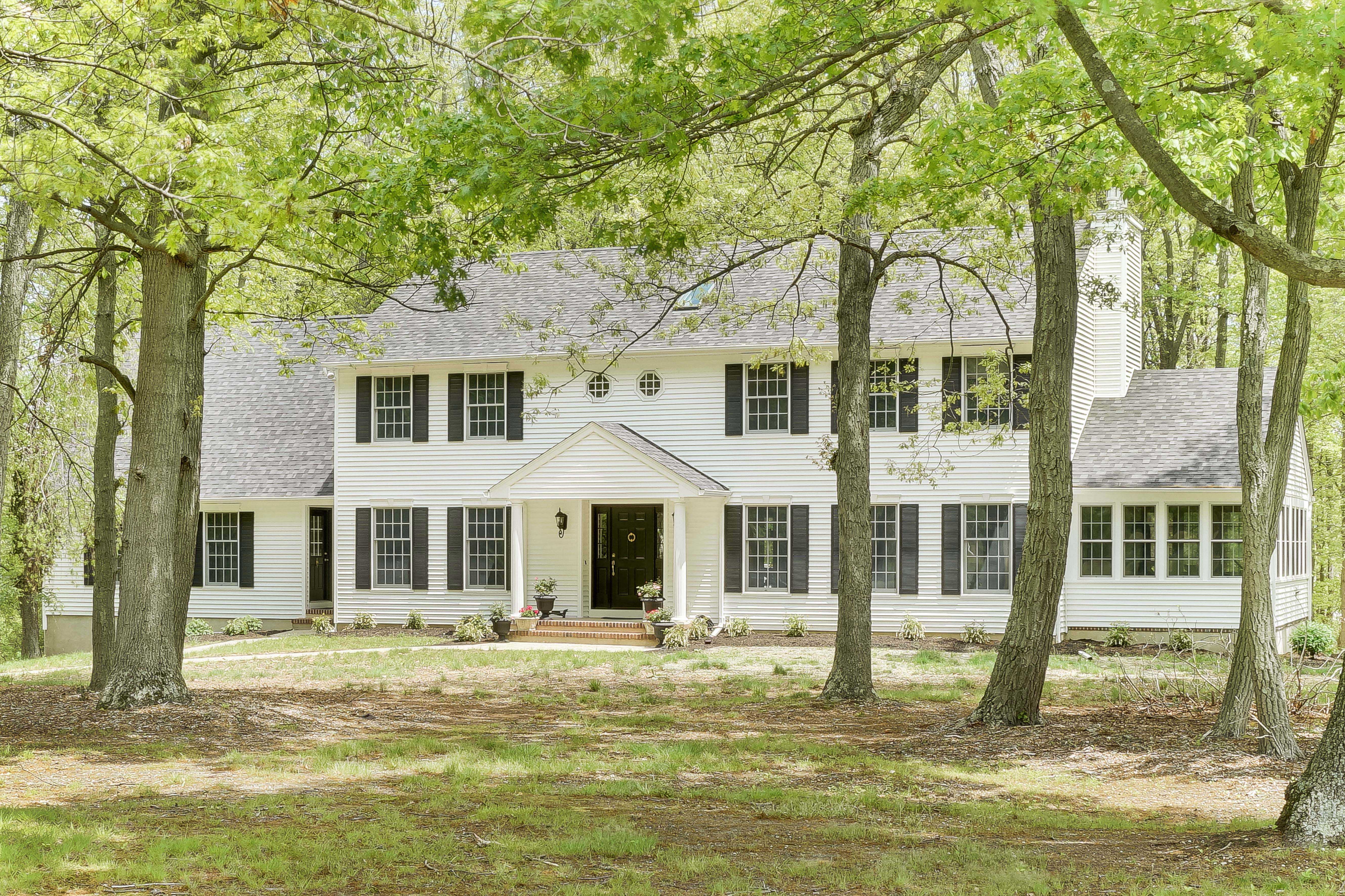 sales property at Magnificent Country Colonial