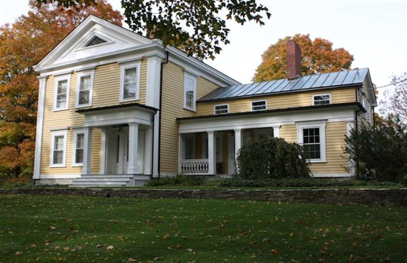 Maison unifamiliale pour l Vente à Samuel Huntting House 245 Conklin Hill Road Stanfordville, New York, 12545 États-Unis