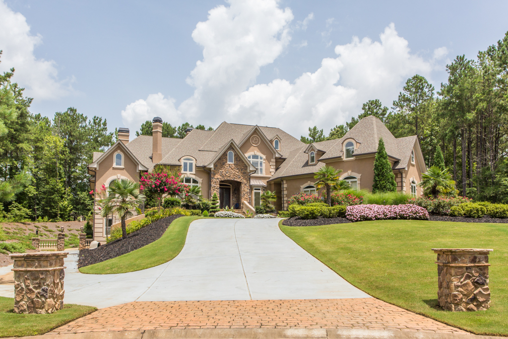 Single Family Home for Active at Spectacular Show Home! 1010 Legacy Hills Drive McDonough, Georgia 30253 United States